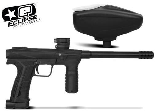 Nouveaux lanceur EMEK pour Paintball 75