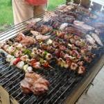 Votre barbecue sur Paintball75